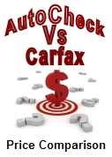 Autocheck Vs Carfax - Which Is Priced Better?