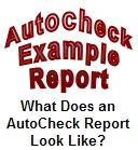 Thumbnail image for Free AutoCheck Report Example:  What's Included in an AutoCheck Vehicle History Report?